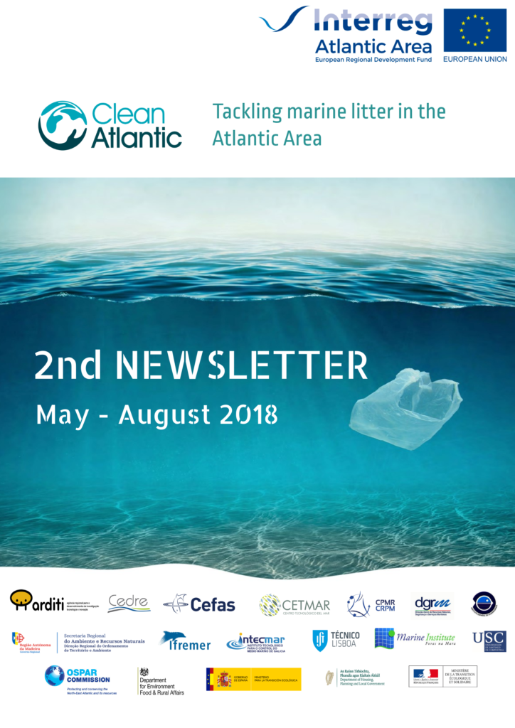 2nd CleanAtlantic newsletter