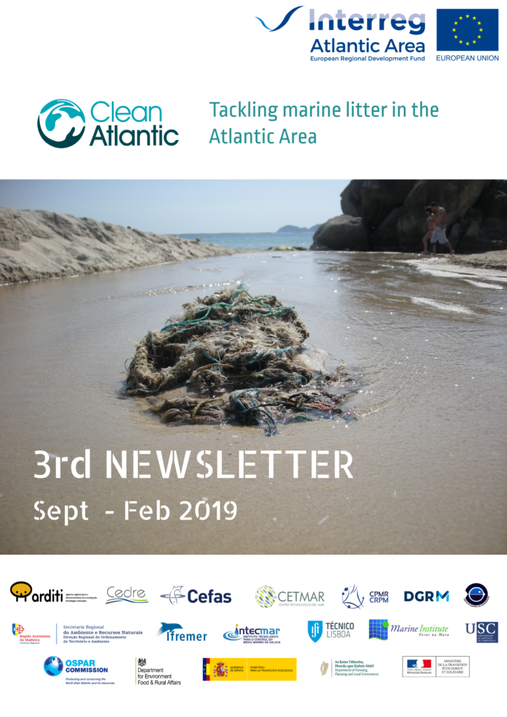 3rd CleanAtlantic newsletter