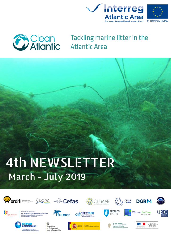 4th CleanAtlantic newsletter