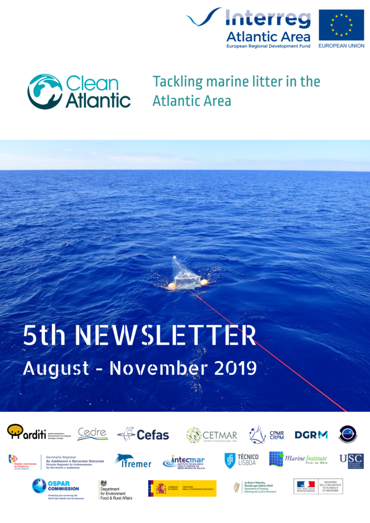 5th CleanAtlantic newsletter